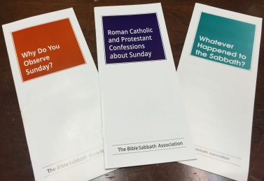 BSA Pamphlets