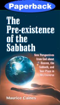Pre Existence of the Sabbath